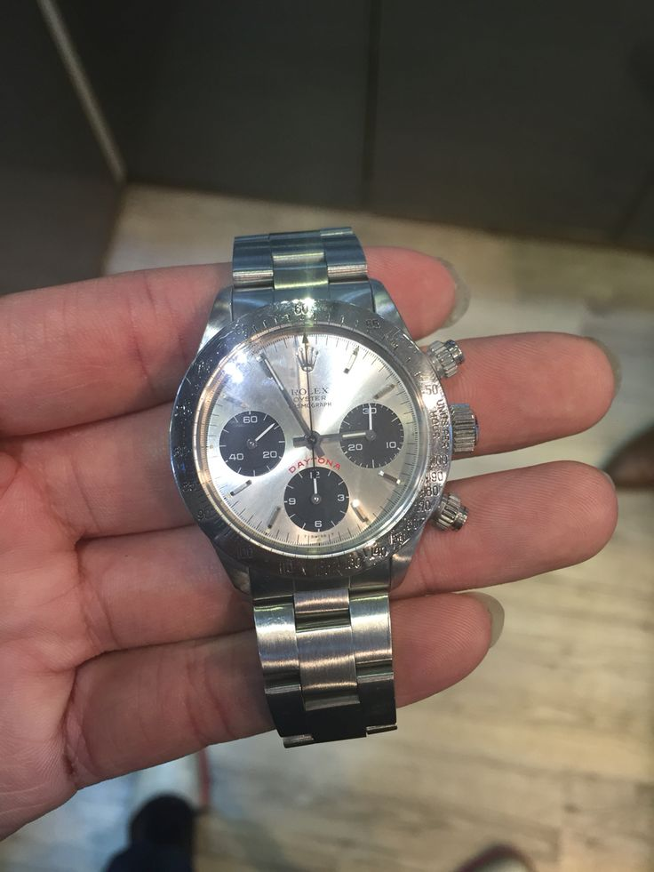 Rolex Daytona 6265 Full Set  HKD 270000