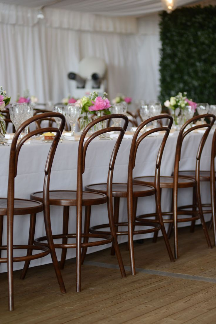 Bentwood chairs and table - Bentwood Timber Chairs Are A Timeless Wedding Chair Choice Wedding Gallery Hire Ideas