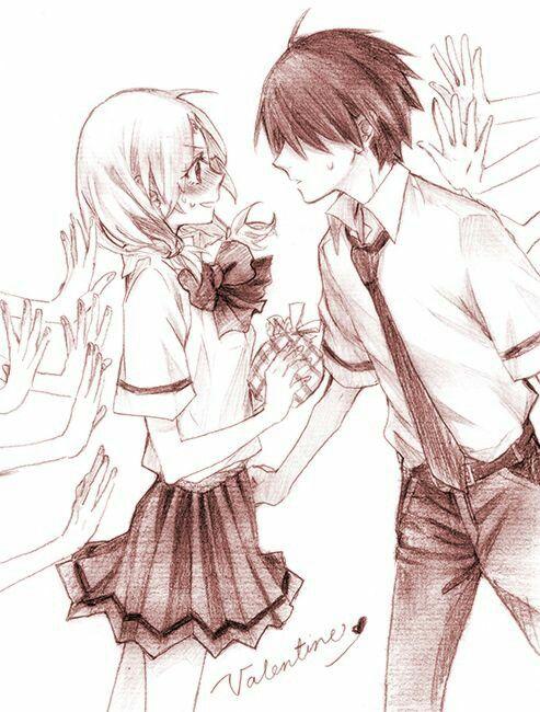 Assassination classroom Chiba x Hayami