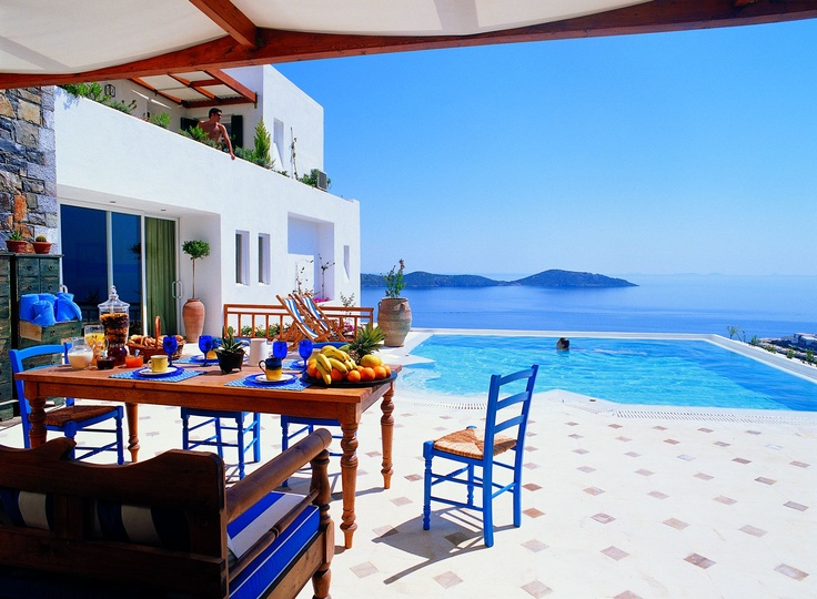 Elounda gulf villas suites aghios nikolaos crete greece for Great hotels of the world
