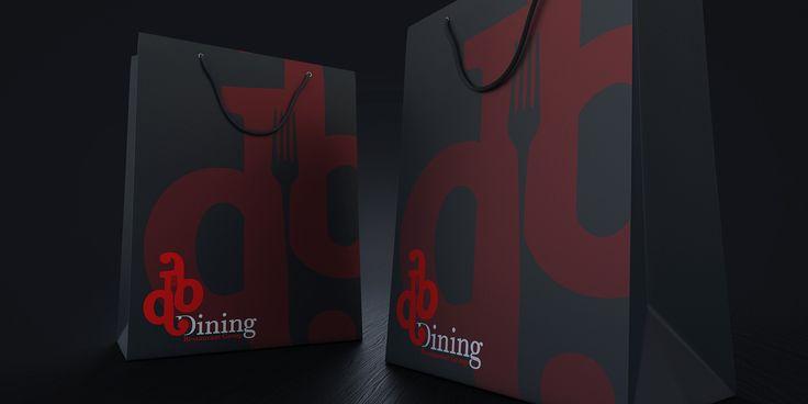 DB Dining Restaurant Group | Shopping Bag Design