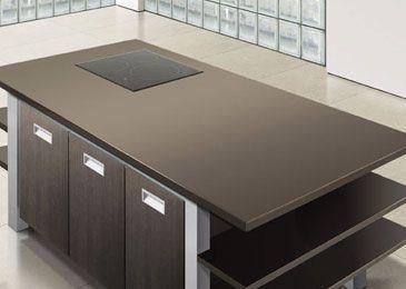 pyrolave from volvic lava stone plan de travail pinterest cuisines contemporaines plans. Black Bedroom Furniture Sets. Home Design Ideas