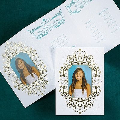 77 best Quinceanera Invitations images on Pinterest Quince ideas