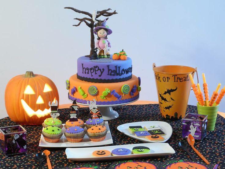 Tricky Tricky Halloween! / Happy Halloween!