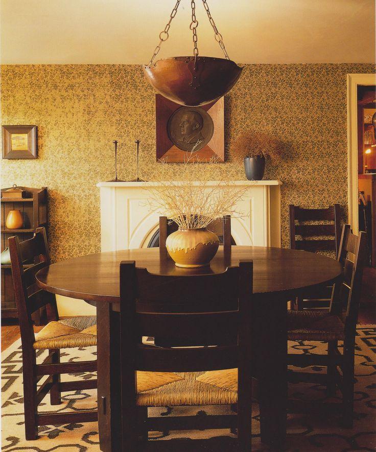 Arts U0026 Crafts   Craftsman   Bungalow   Dining Room Part 76