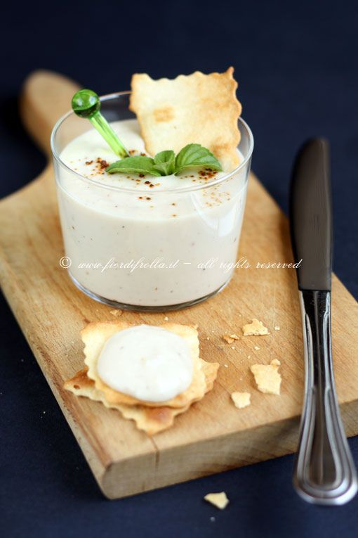 Hummus express di fagioli cannellini
