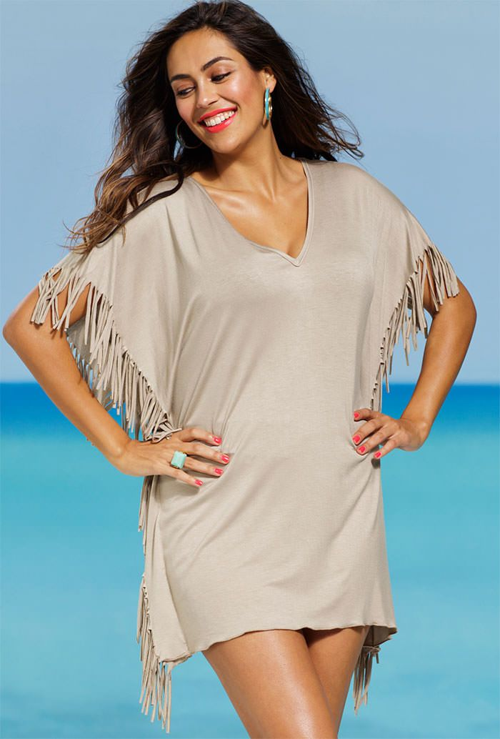 Swimsuit wraps are the most diverse category of swimwear coverups or accessories, including full full-body wraps and tunics that cover the entire torso, to wraps designed in a .