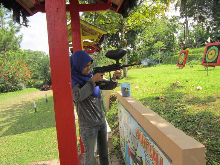 target air soft gun @progorafting #adventuretime #magelang  http://www.progorafting.com