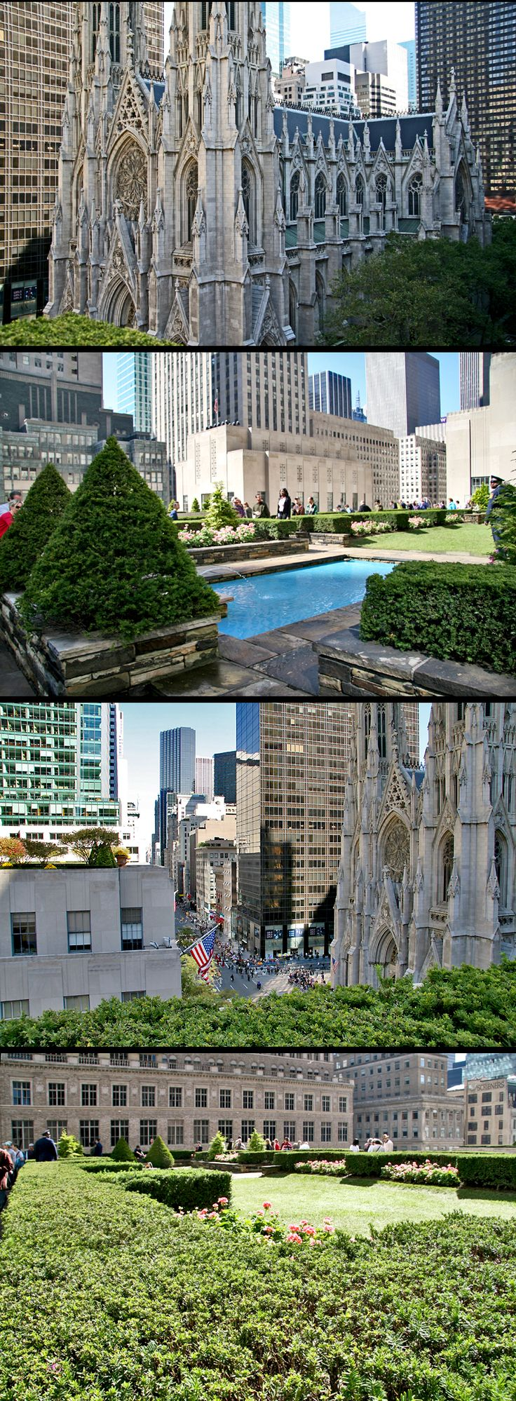 108 best Rooftop Gardens in New York images on Pinterest   Rooftop ...