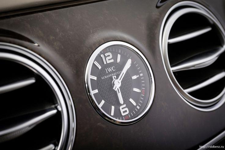 Mercedes S65 AMG W222