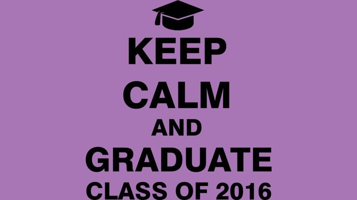 Keep Calm and Graduate Class of 2016 is a T Shirt designed by Es35Design to illustrate your life and is available at Design By Humans
