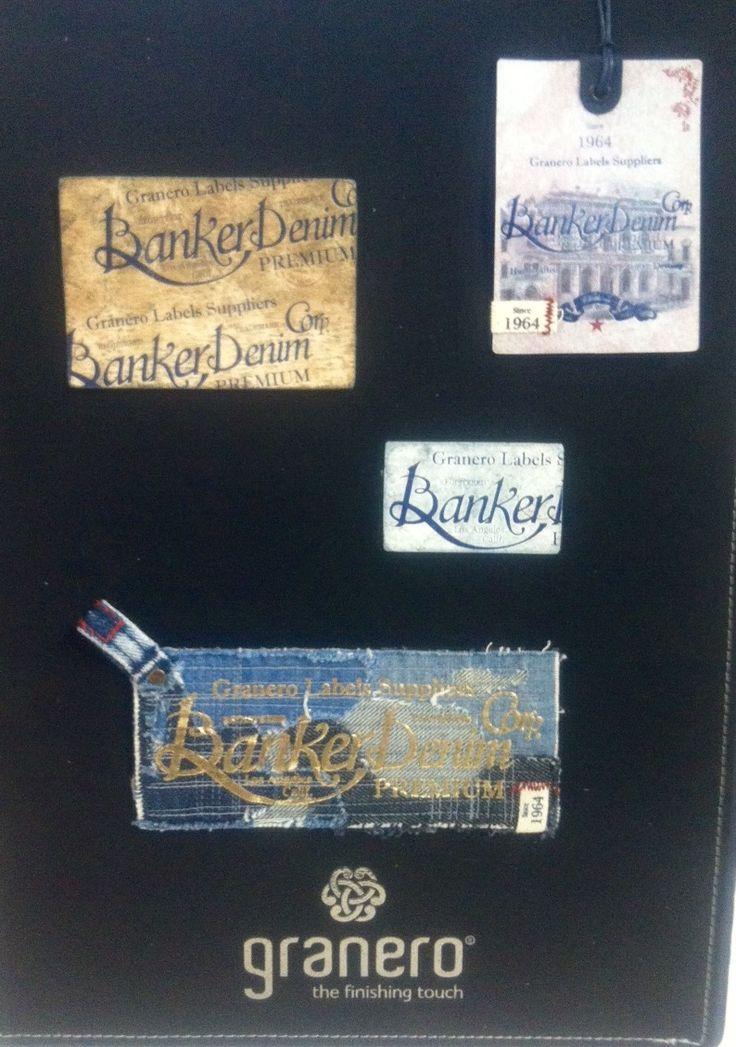 Carmeltailoredenim for Granero labels