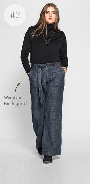 Denim Special - aktuelle Jeansmode für Plus Size Frauen | sheego