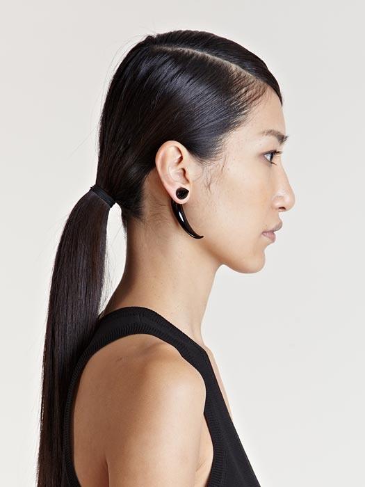 Givenchy Women's Horn Earring | LN-CC
