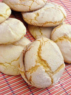 Tender biscuits egg - I Teneroni dolci all'uovo sono dolcetti della tradizione che non passano mai di moda, come le pietanze delle nonne, genuine e intramontabili!