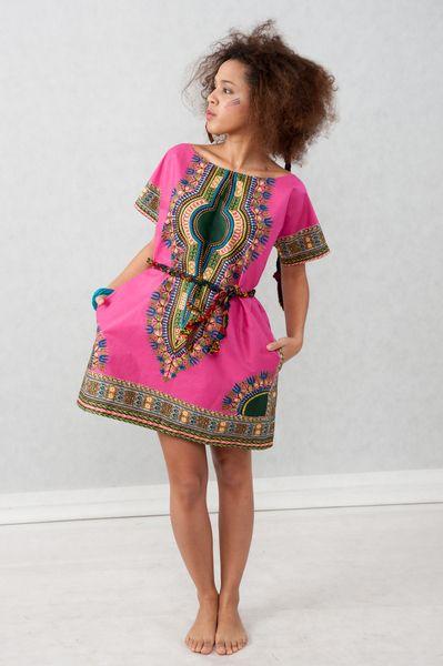 Dress from Gambia - Addis Abeba size S from KOKOworld by DaWanda.com