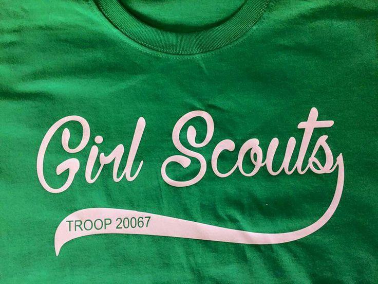 Troop tshirt idea