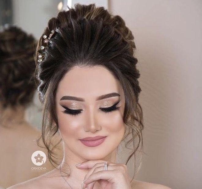 Smokey Eye Makeup Quotes How Much Does Mac Charge For Eye Makeup How Much Is Clinique Eye Makeup Remover Eye In 2020 Make Up Braut Verlobungs Frisuren Haar Styling