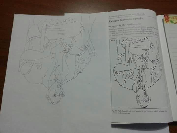 Disegnare al contrario - Betty Edwards