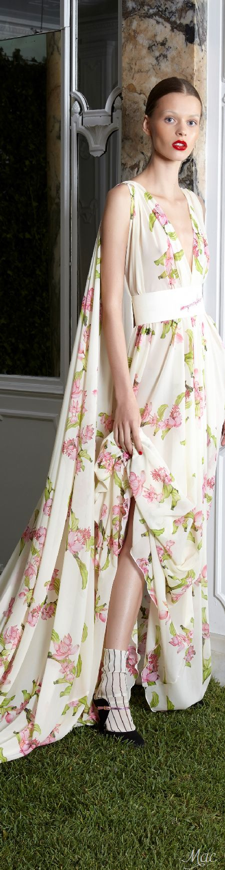 Spring 2015 Ready-to-Wear Daniele Carlotta