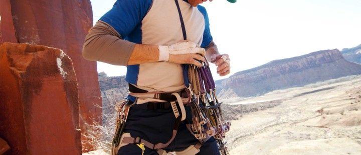Equipamiento básico para escalada
