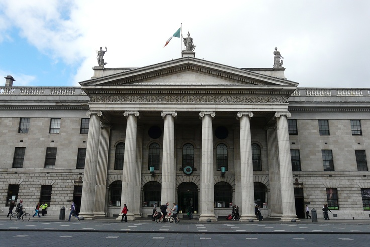 General Post Office, O'Connell Street