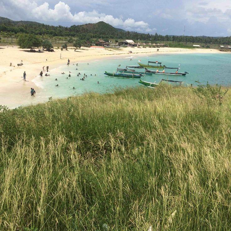 Tanjung Aan, Lombok