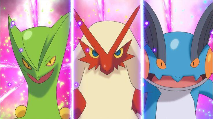 UK: Pokémon Omega Ruby and Pokémon Alpha Sapphire Animated Trailer ...