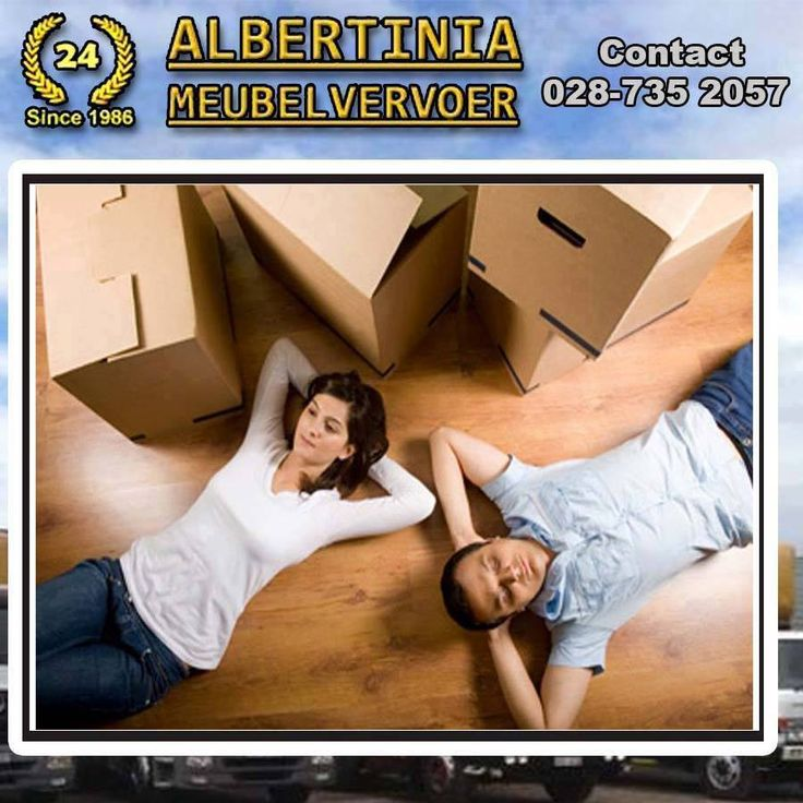 Are you moving to a smaller place or just need space to put your belonging that don't fit? Albertinia Meubelvervoer has ample Short or long term storage for all your belongings. Contact us for a free quote. #Storage #Moving