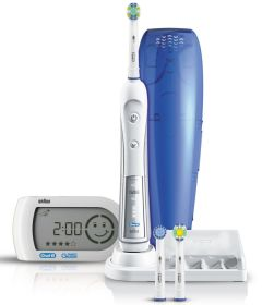 Oral-B Precision 5000 Floss Action - Read our detailed Product Review by clicking the Link below