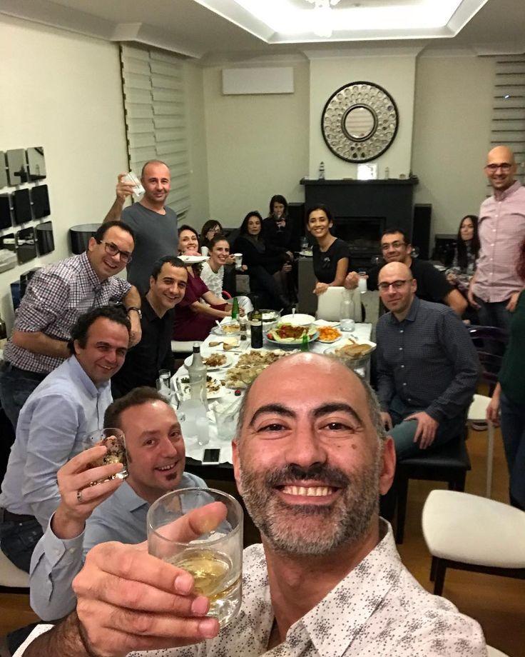 2 ay önce #Oktoberfest bugün slainte!! Atatürk Anadolu Lisesi 91 Mat E yine birarada #reunion #MatE #dost #arkadaş #30yıllıkdost