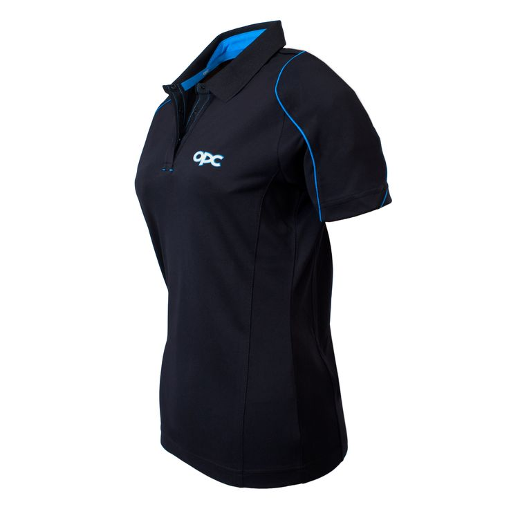 http://www.opel-collection.com/OPC/OPC-Women-Polo-Shirt::8.html  Fashion meets function with the OPC polo shirt for her.