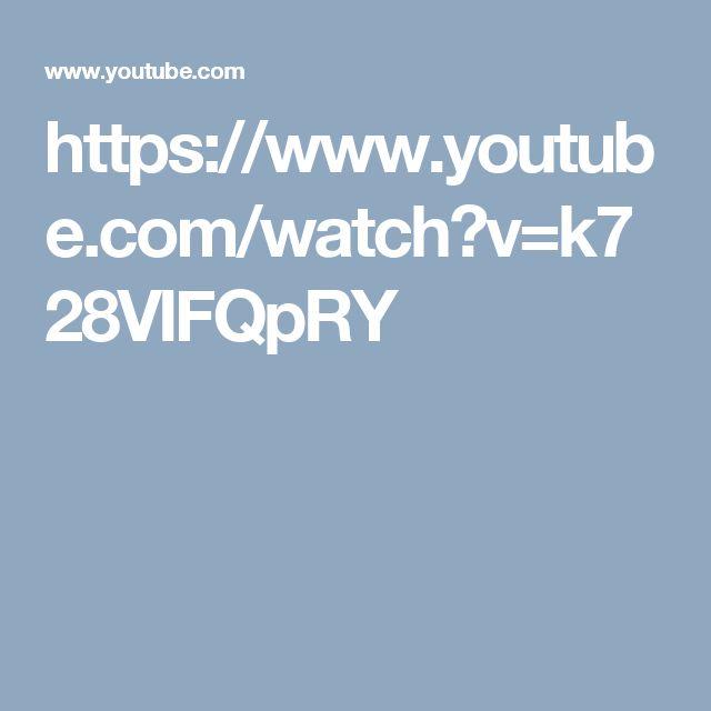 https://www.youtube.com/watch?v=k728VIFQpRY