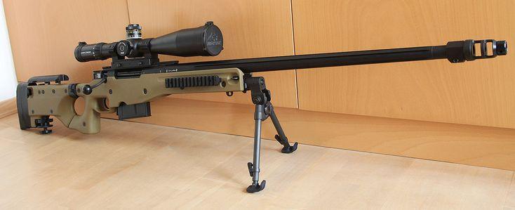 AWM/P Sniper Rifle