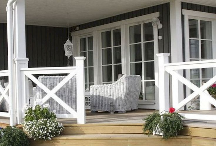 32 Best X's And O's Porch Railings And Furniture Images On