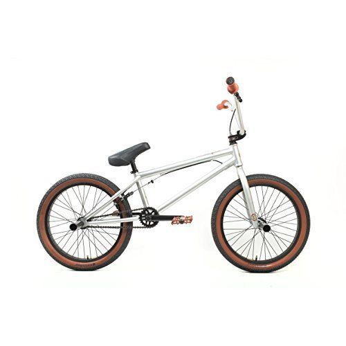 "Product review for KHE Evo 0.3 BMX Bicycle - The KHE Evo 0.3 is our most advanced street bike. Featuring a 4130 CrMo fame and fork, 2.35 inch MVP STREET tires, MVP 175 mm crank with spline drive and a lot more. This bicycle also features the revolutionary new Affix Gyro System.   	 		 			 				 					Famous Words of Inspiration...""No..."