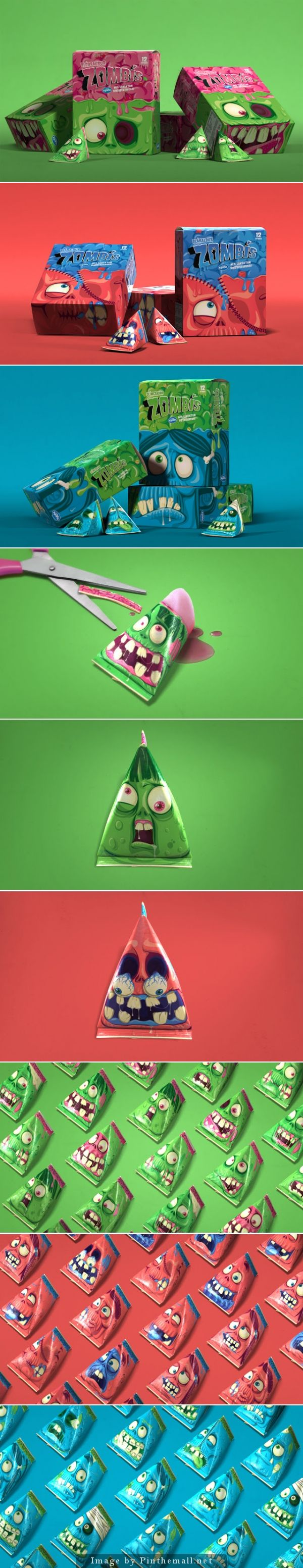 Zombis Freezer Pops Creative Agency: Brandenburg Project type: Produced, Commercial Work Location: Iceland