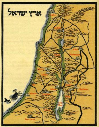 kredel-haggadah-map.jpg (345×444)