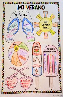 Sra Cruz Blog First Days of Spanish Class Part 1:  Building Relationships