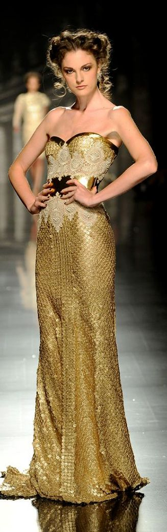 Rami Al Ali Fall 2011 Couture