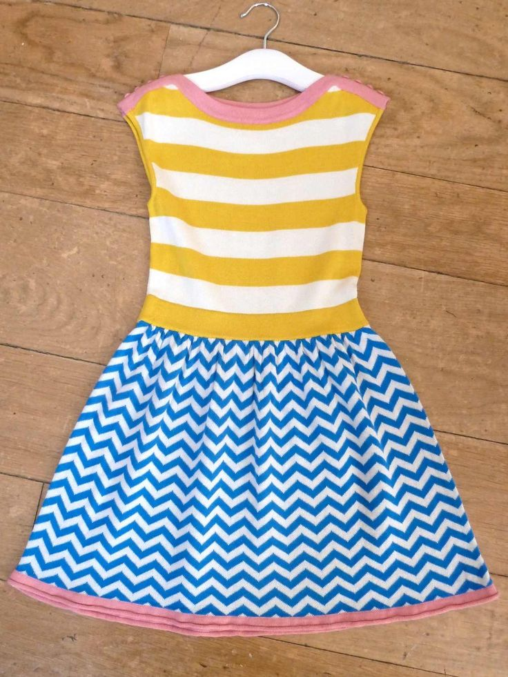 Another winning colour combination at Mini Boden kids summer 2013 fashion collection