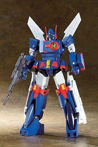 超合金魂 GX-28 戦闘メカ ザブングル 01