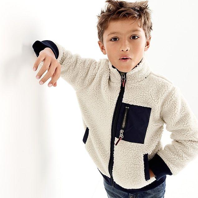 boys' fleece jacket : boy fleece   Boys fleece jacket, Boys fleece, Kids  jackets boy