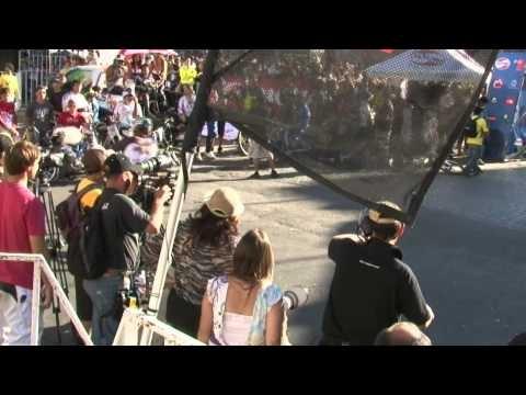 Valparaiso Cerro Abajo Mountain Bike Downhill Race 2012
