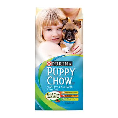 $1.00 off one 4.4lb bag of Purina Puppy Chow Coupon