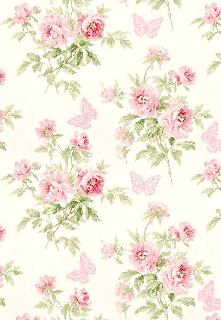 41 best images about on pinterest decoupage paper french illustration and pink - Floral background ...