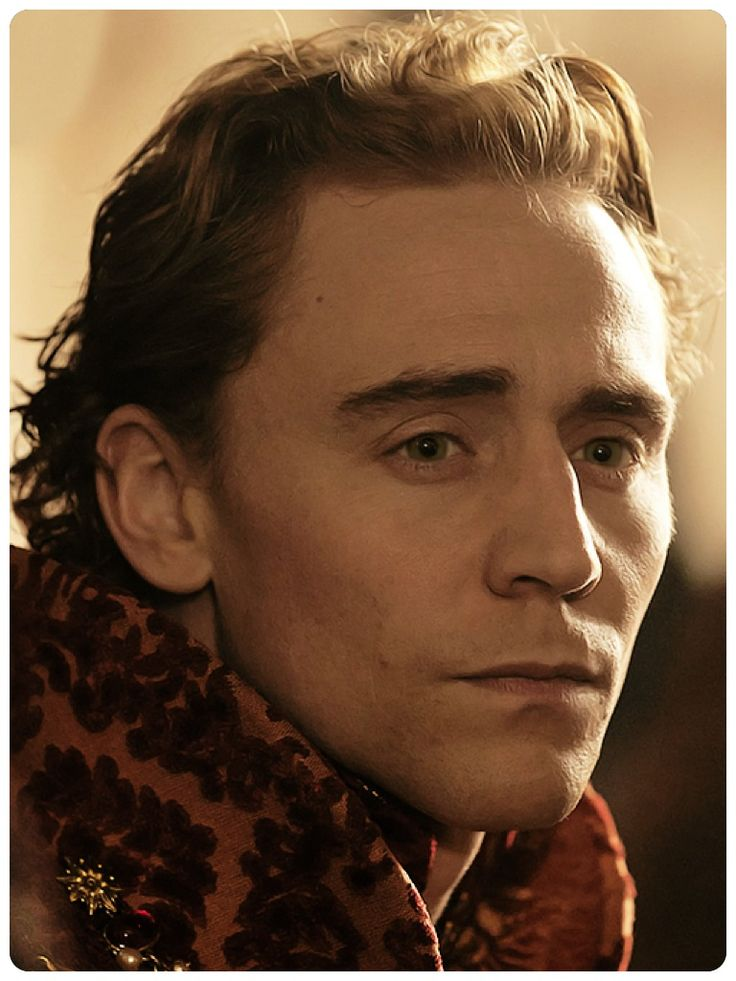 Tom Hiddleston as Francis Crawford of Lymond. This one would be Lymond to me.
