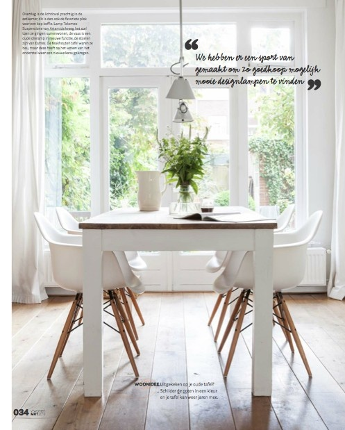 Our article in VT Wonen!