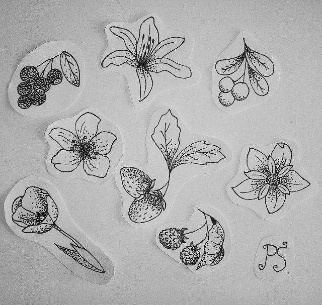 #тату #татуировка #татуэскиз #эскиз #дотворк #графика #чб #хэндпоук #цветы #ягоды #tattoo #tattoosketch #sketch #dotwork #graphic #bw #handpoke #flowers #berries
