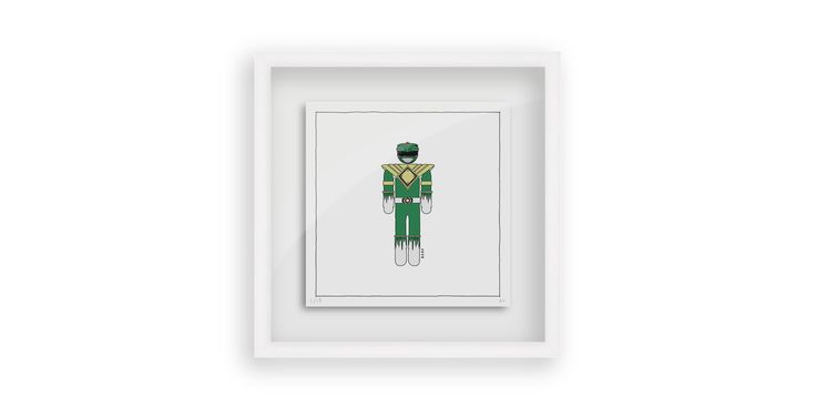 Power Rangers - Tommy Oliver